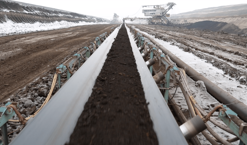 Coal mine in Germany. Credit: Erik Olsen