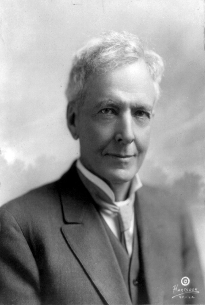 Luther Burbank - Library of Congress