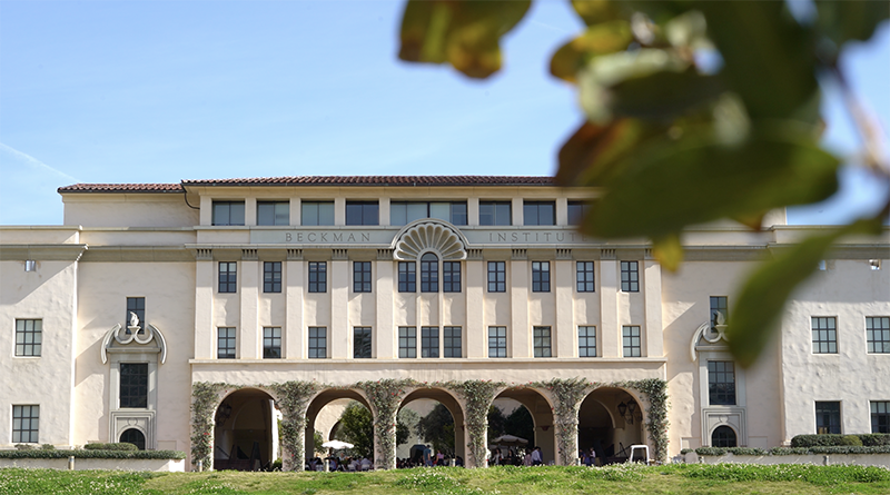 Exterior of the California Institute of Technology