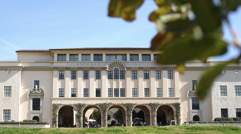 Exterior shot of the California Institute of Technology. Credit: Erik Olsen